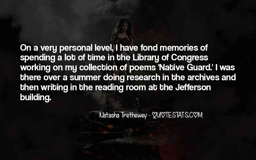 Quotes About Library Research #402041