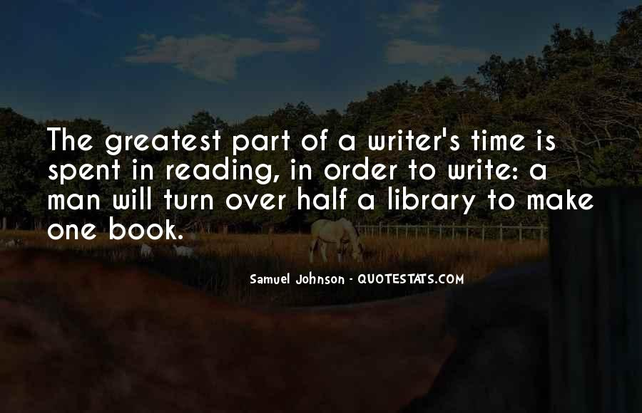 Quotes About Library Research #520735
