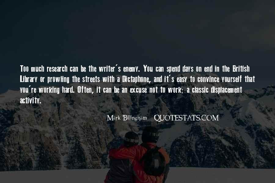 Quotes About Library Research #959445
