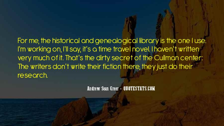 Quotes About Library Research #977256