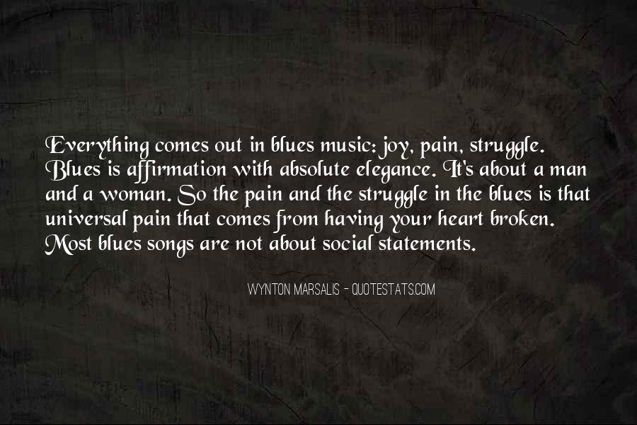 Quotes About Heart And Music #14252