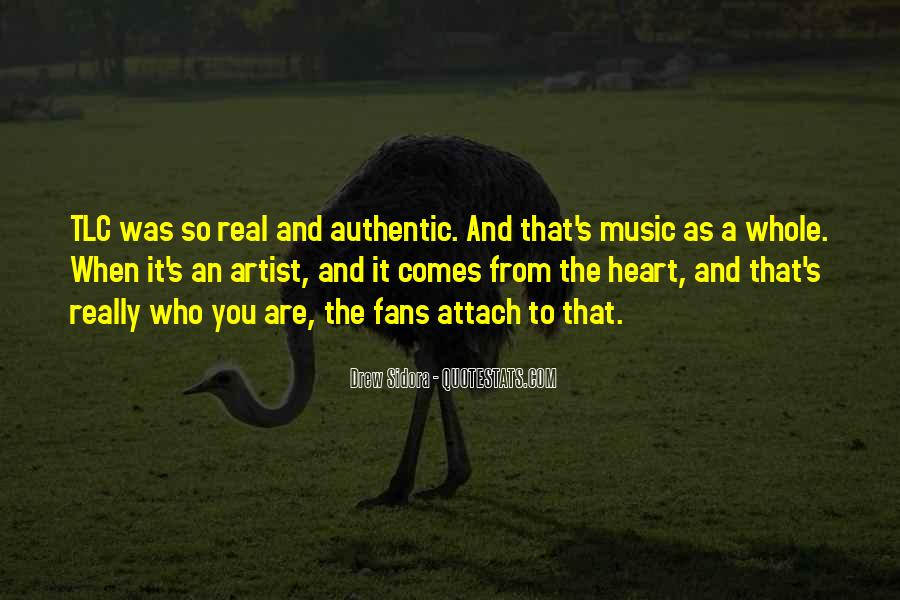 Quotes About Heart And Music #173081