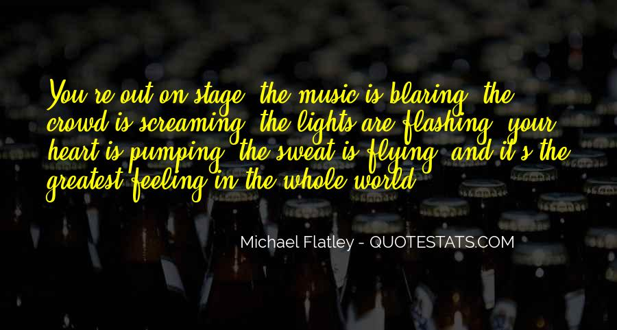 Quotes About Heart And Music #211641