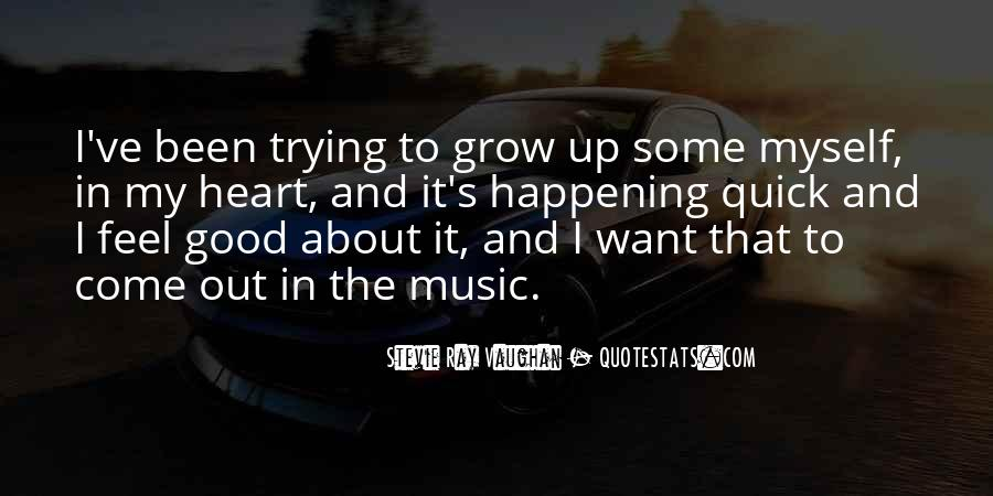 Quotes About Heart And Music #308178