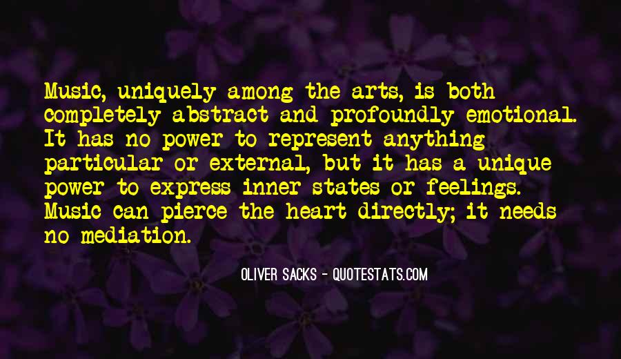 Quotes About Heart And Music #374795