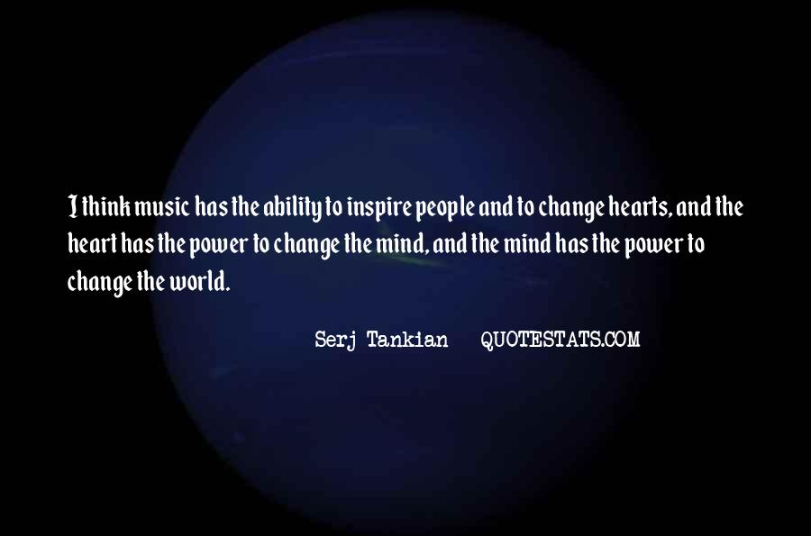 Quotes About Heart And Music #394452