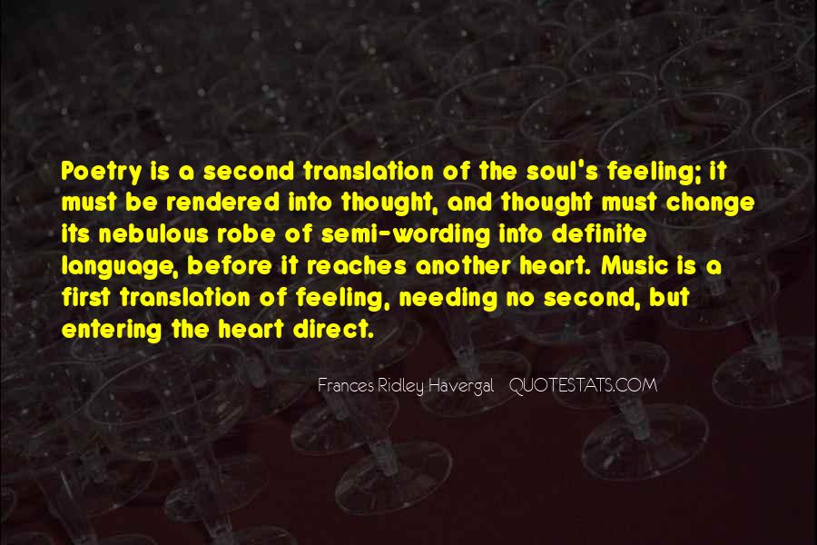 Quotes About Heart And Music #487785