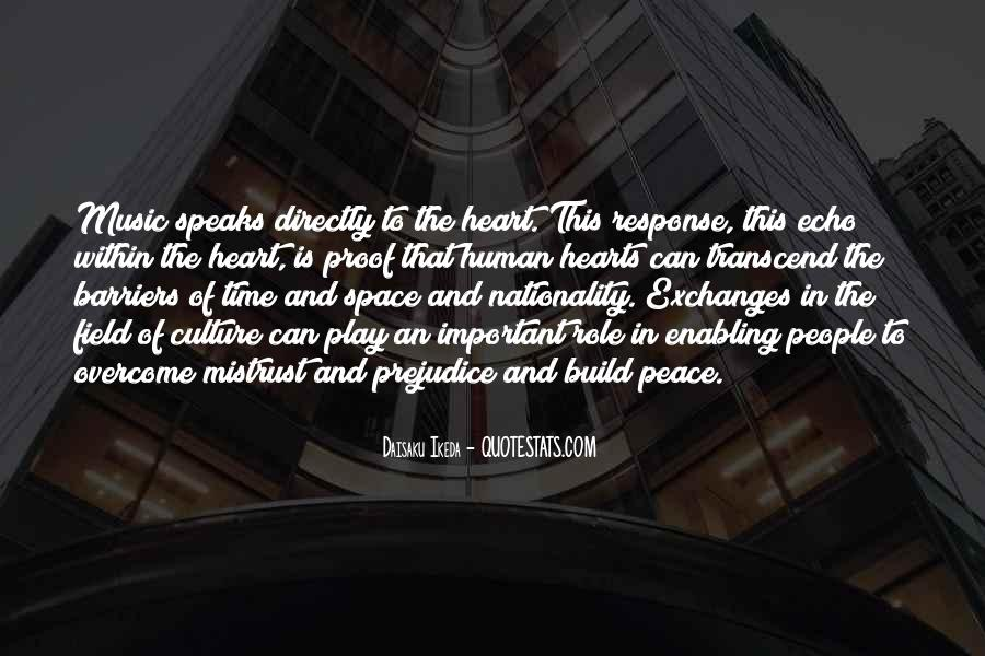 Quotes About Heart And Music #55764