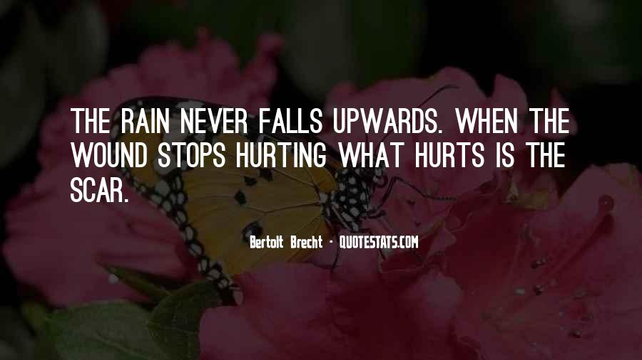 Quotes About Hurts #22569