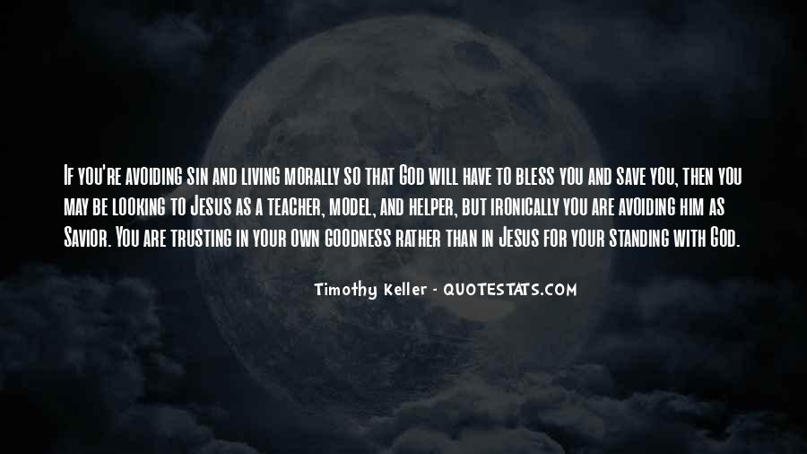 Quotes About Trusting Jesus #177655