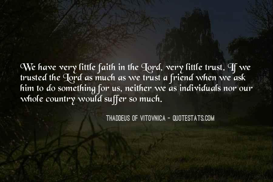 Quotes About Trusting Jesus #315307