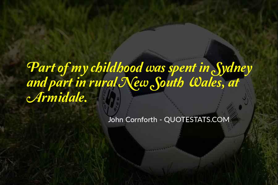 Quotes About Wales #137511