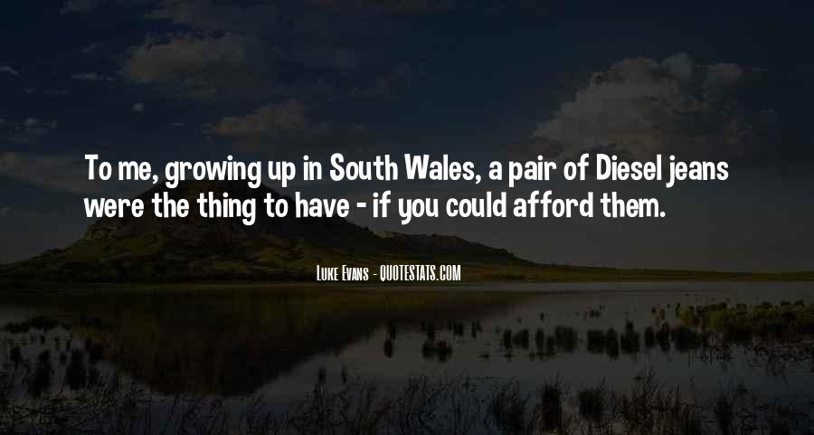 Quotes About Wales #220590