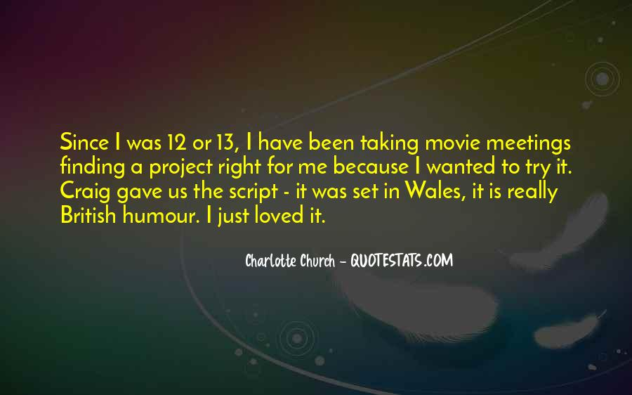 Quotes About Wales #288847