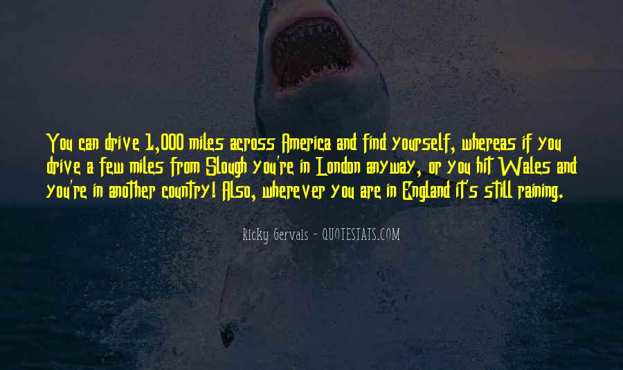 Quotes About Wales #346109