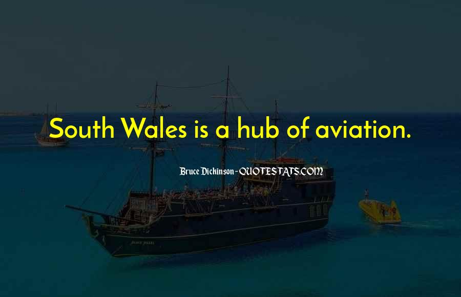Quotes About Wales #352823
