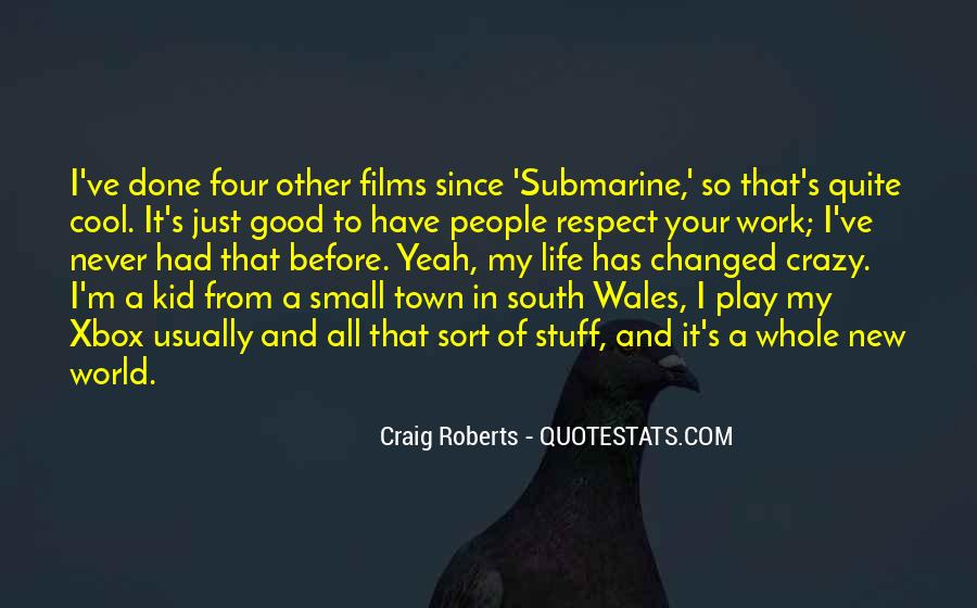 Quotes About Wales #416577