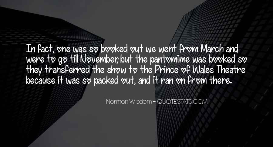 Quotes About Wales #516764