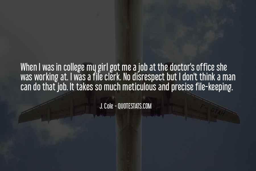 Quotes About The Doctor's Office #1564956