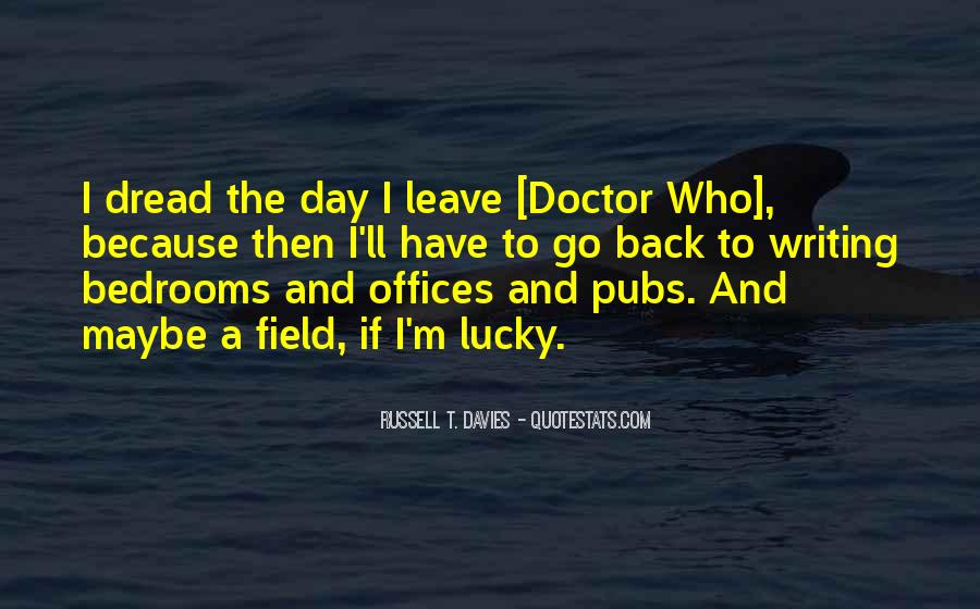 Quotes About The Doctor's Office #1814357