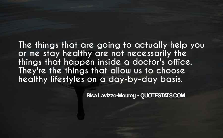 Quotes About The Doctor's Office #283788