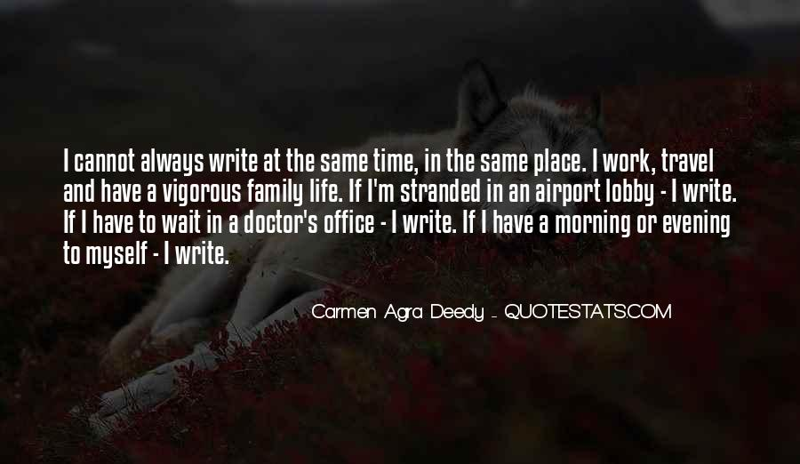 Quotes About The Doctor's Office #768626