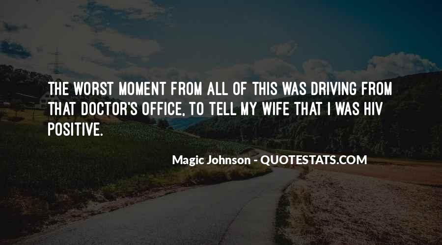 Quotes About The Doctor's Office #890918