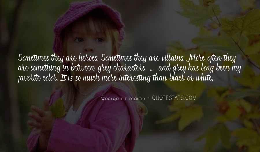 Quotes About Color Black And White #1084736