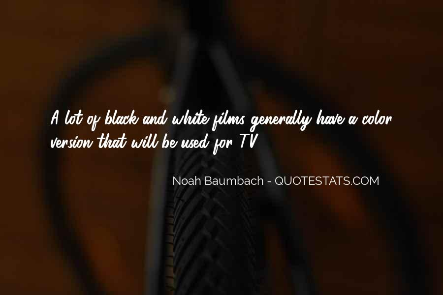 Quotes About Color Black And White #1199292