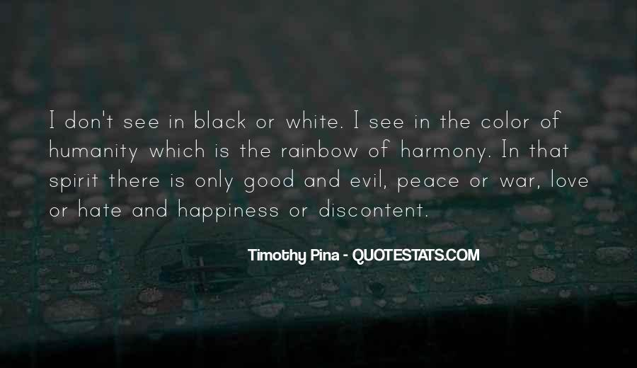 Quotes About Color Black And White #1241400