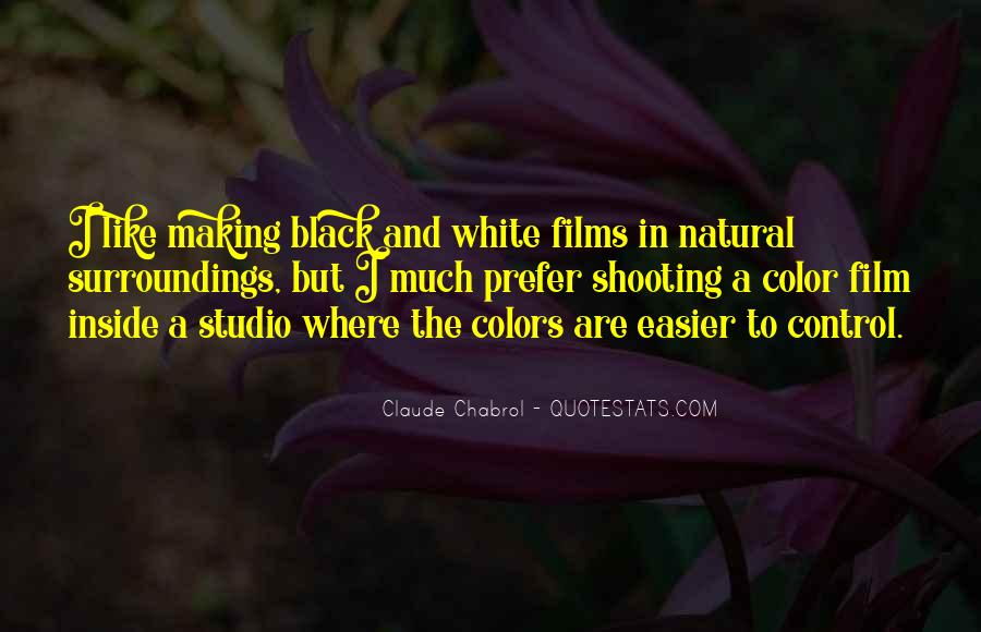 Quotes About Color Black And White #166623
