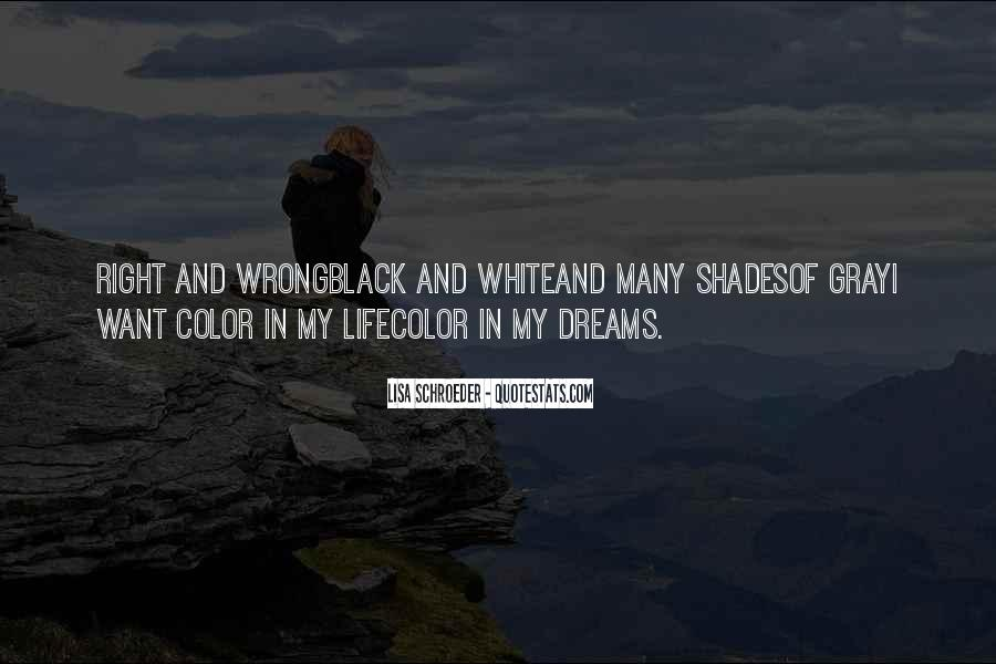 Quotes About Color Black And White #21266