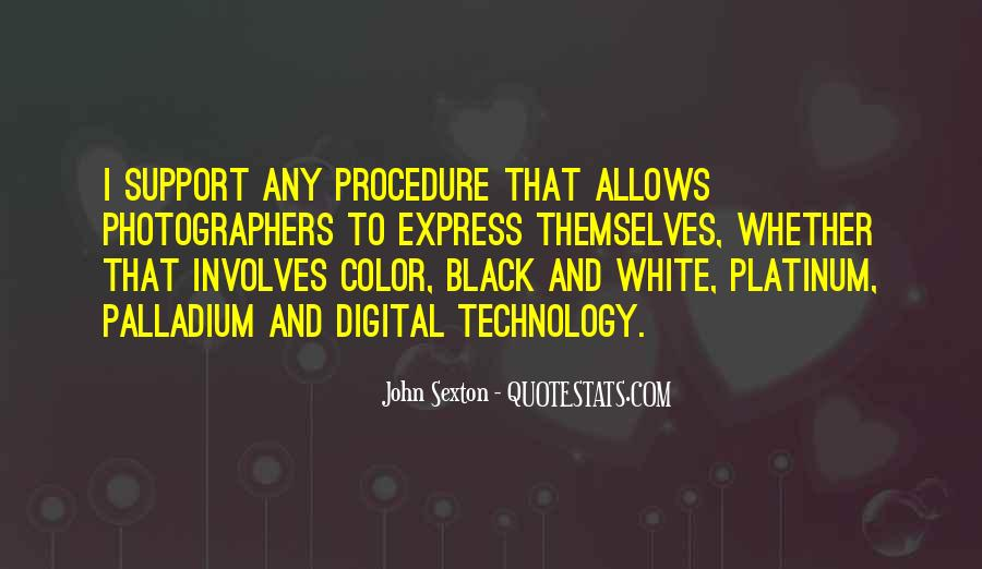 Quotes About Color Black And White #257337