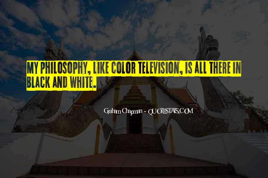 Quotes About Color Black And White #27821