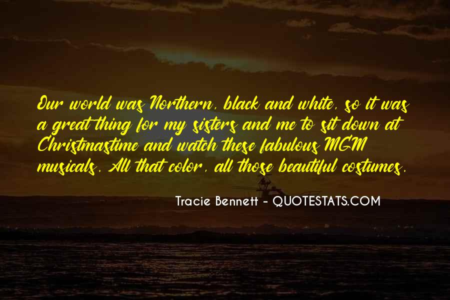 Quotes About Color Black And White #360577