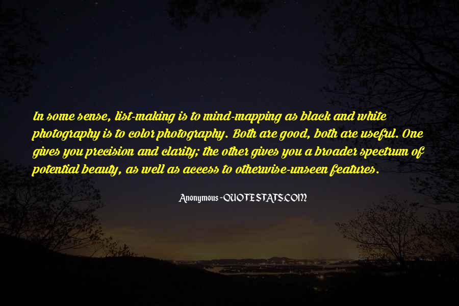 Quotes About Color Black And White #362261