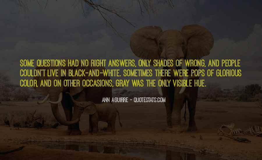 Quotes About Color Black And White #372149