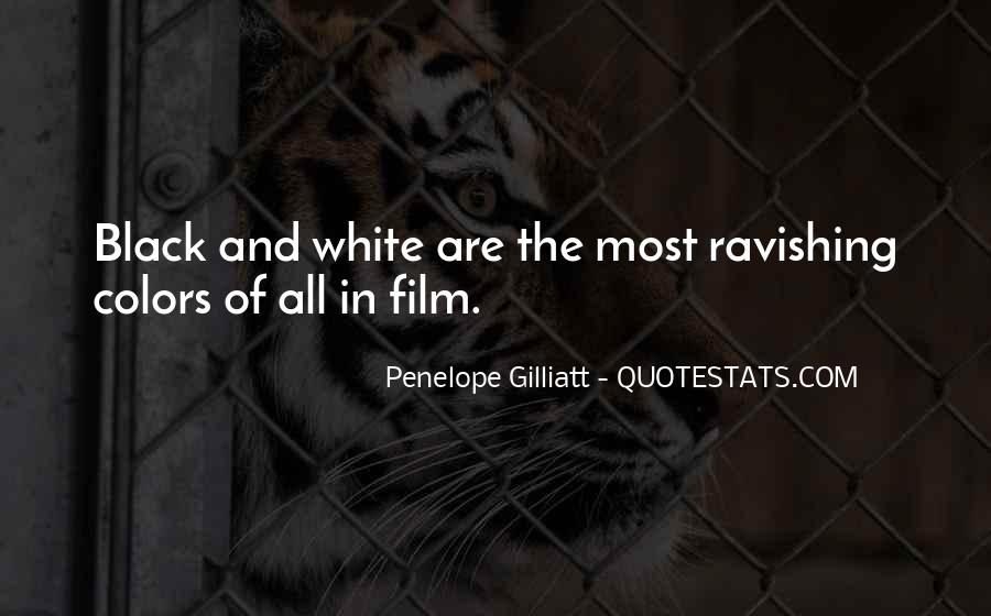Quotes About Color Black And White #632186