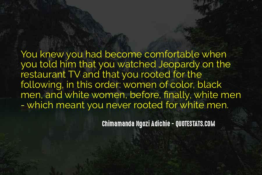 Quotes About Color Black And White #785633