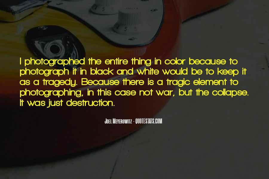 Quotes About Color Black And White #824285