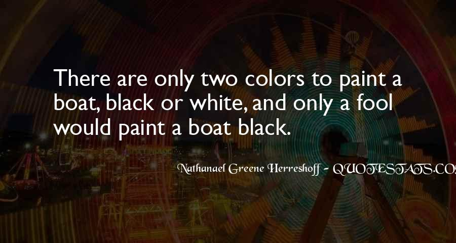 Quotes About Color Black And White #841484