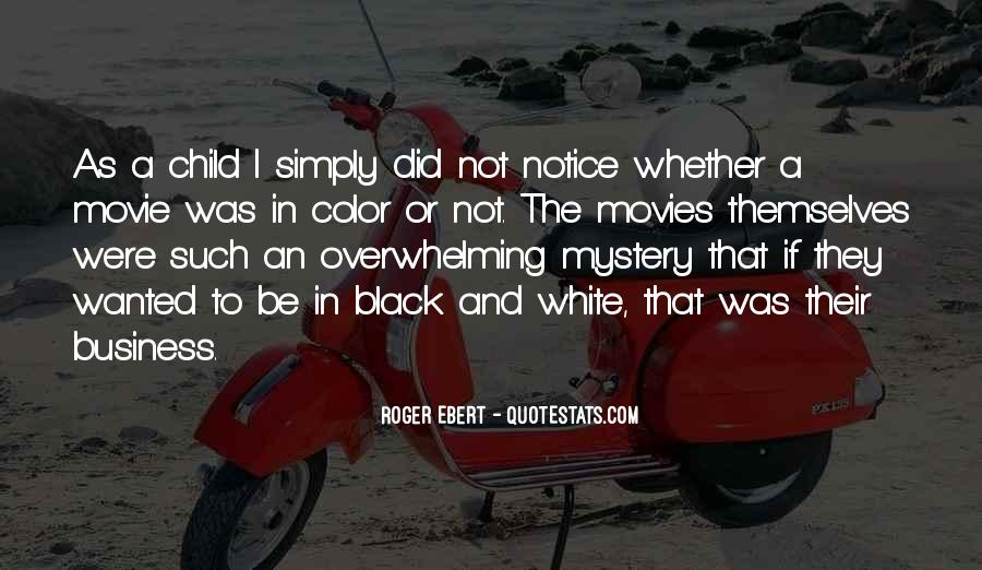 Quotes About Color Black And White #891590