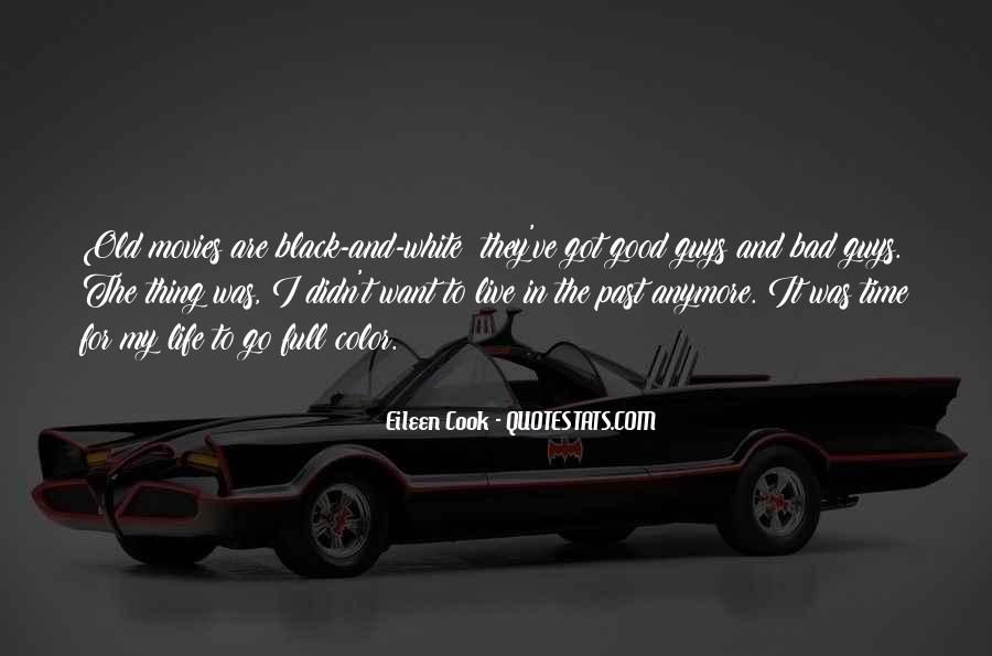 Quotes About Color Black And White #92824