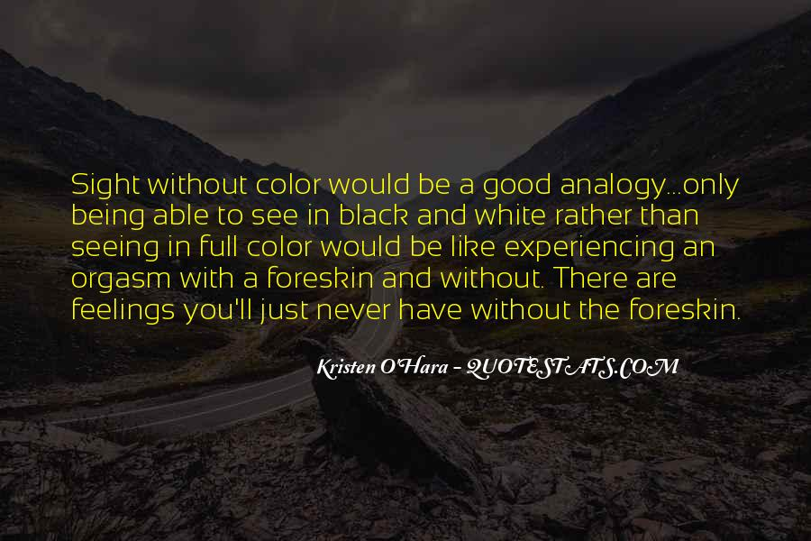 Quotes About Color Black And White #956039