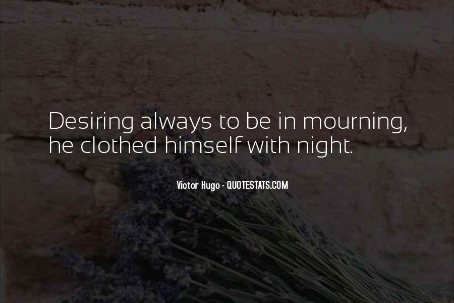 Quotes About Desiring Something #123127