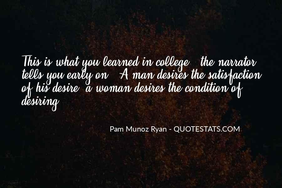 Quotes About Desiring Something #151735