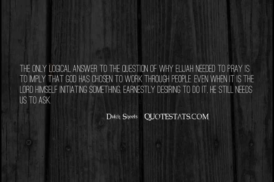 Quotes About Desiring Something #1521261