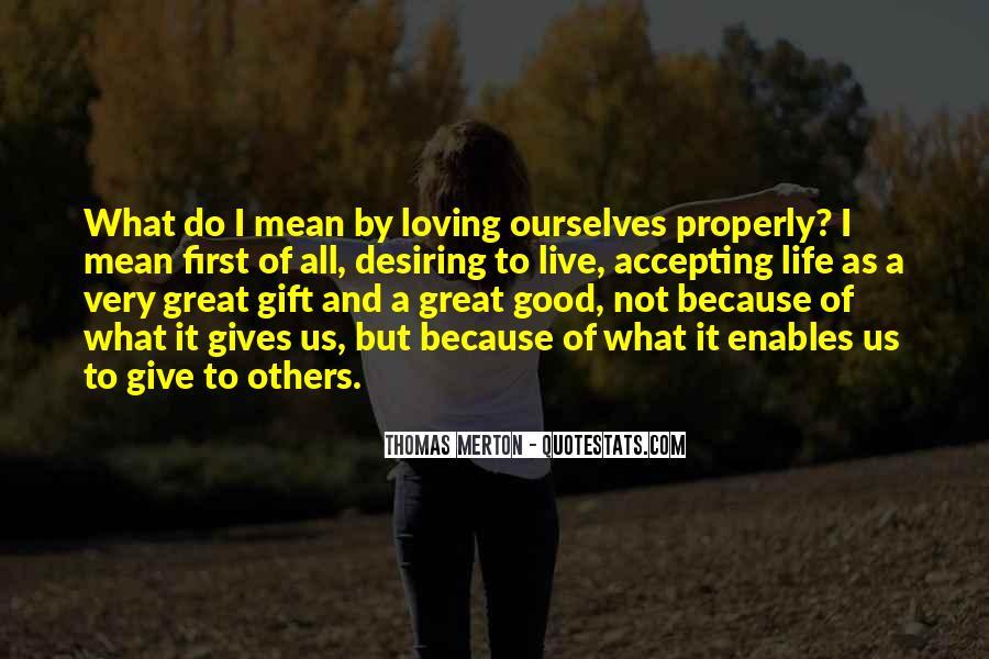 Quotes About Desiring Something #152662