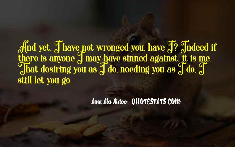 Quotes About Desiring Something #166736