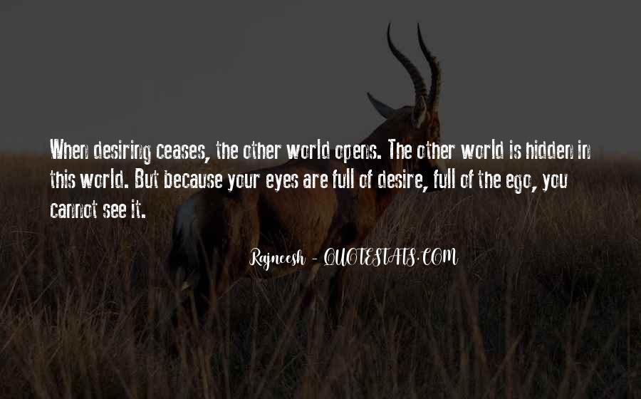 Quotes About Desiring Something #185893
